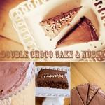 Collage Double Choco Cake kleiner