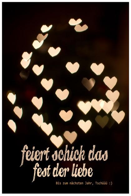 Fest der Liebe