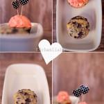 Herzige Muffins
