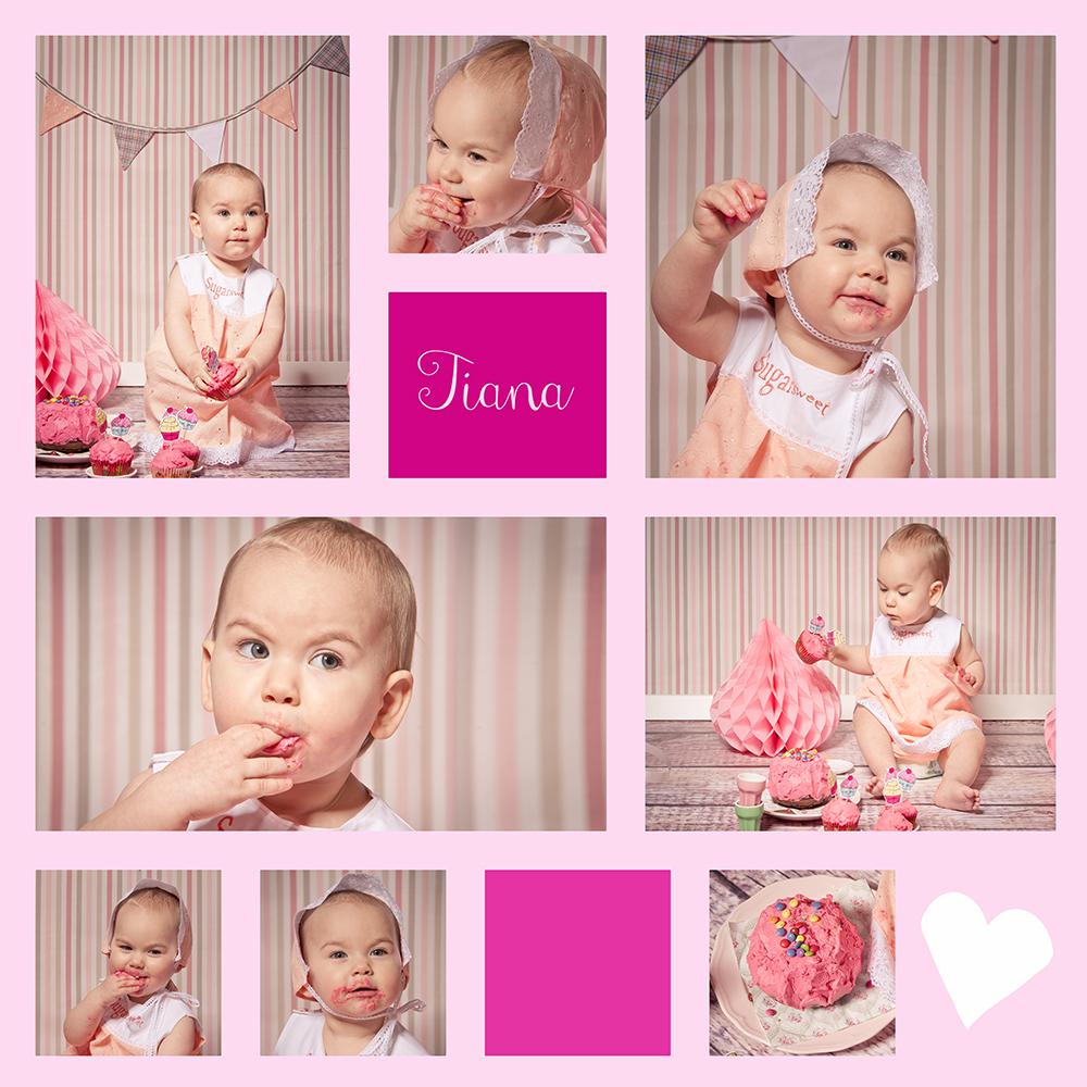 Collage Tiana kleiner